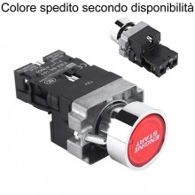 Interruttore avviamento motore ENGINE START spia led tuning auto 12V 10A switch