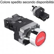 Interruttore avviamento motore ENGINE START spia led tuning auto 12V 10A switch