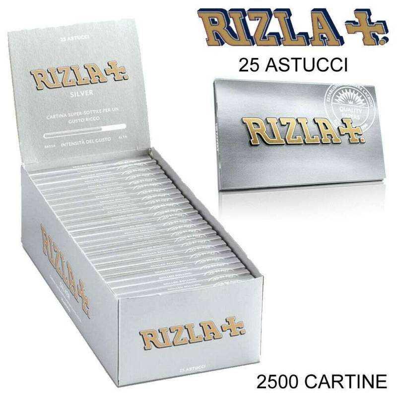 4782cf6e2b49 Filtri RIZLA Utra Slims 5,7mm rigati sigarette 2400 tabacco 20 confezioni da  120