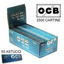 Box OCB Orange 50 libretti 3000 cartine corte rollare sigarette per tabacco