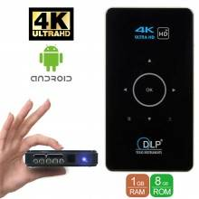 Mini videoproiettore Home cinema IMK95 TV Ram-1GB Rom-8GB HDMI Android 6.0 USB