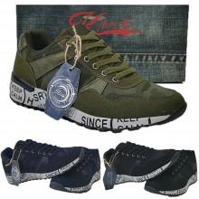 Sneakers Uomo JOMIX scarpe da ginnastica moda outfit casual U1524