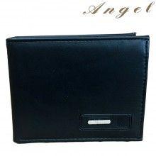 Portafoglio uomo carte di credito portamonete banconote documenti 81005 Angel