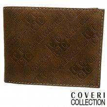 Portafoglio uomo carte di credito banconote documenti 515288 COVERI porta monete