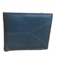 Portafoglio uomo NERO MARRONE BLU carte credito Angel banconote 81008 tessere