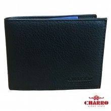 Portafoglio uomo NERO o GRIGIO carte credito CHARRO banconote antifurto 1834250