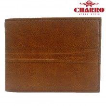 Portafoglio uomo CUOIO carte monete CHARRO banconote antifurto 782292 sicuro