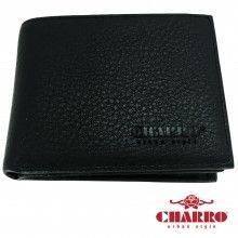Portafoglio NERO carte di credito portamonete banconote documenti 1834992 CHARRO