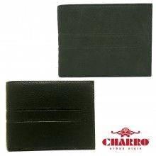 Portafoglio uomo carte credito CHARRO banconote 1837292 soldi antifurto colori