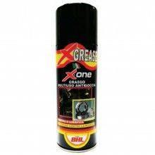 Grasso spray multiuso anti goccia 400ml manutenzione auto lubrificante XONE