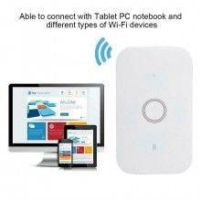 Modem portatile 4G 3G 2G Hotspot WiFi router Sim internet USB dispositivi PC ABS