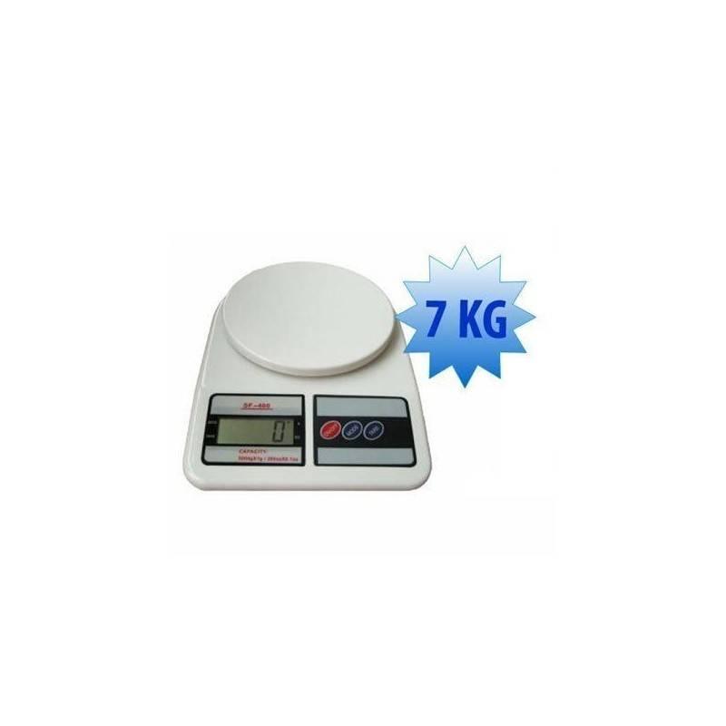 BILANCIA ELETTRONICA LCD DA CUCINA PESA DA 1 GR A 7 KG