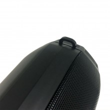 Cassa speaker bluetooth BT altoparlante radio FM luce LED USB AUX musica TF card