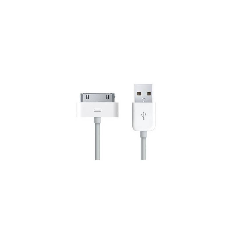 USB 1.2m sincronizzazione e ricarica cavo dati per Apple iPhone 3GS 3 4, iPhone 4 S, 4S,