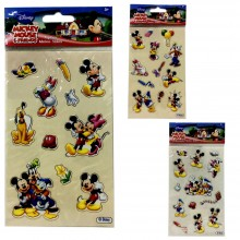 Stickers adesivi bambini Disney personaggi Mickey mouse scuola bambino bambina