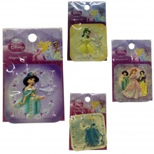 Magneti 3D adesivi bambina Principesse Disney cameretta cartoon frigo collection