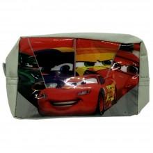 Astuccio portapastelli colori Cars Disney Pixar scuola bambino pennarelli zip