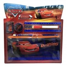 Kit scuola Completo Bambino bambini Disney Cars Pixar set cancelleria a tema