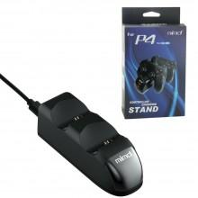 Doppio caricatore Joypad per Playstation 4 controller PS4 dualshock 2 micro USB