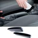 2 pezzi Organizzatore da auto tra sedili e vano centrale organizer porta oggetti da incastrare tra i sedili