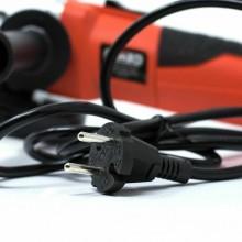Smerigliatrice angolare KOMBO impugnatura ergonomica 115 mm KO601 22mm 500W