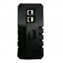 Modulo presa a muro C2218 attacco USB 160mA caricatore compatibile matix bticino