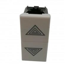 Modulo pulsante doppio C2205 compatibile BTicino matix frecce verticali 250V
