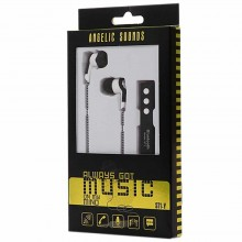 Cuffiette auricolari bluetooth wireless BT cuffie sport ST1-Y MP3 corsa musica