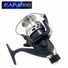 Mulinello da pesca EAR6000 3 cuscinetti sfera frizione mare lago trota bolognese