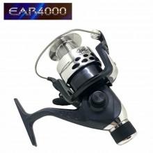 Mulinello da pesca EAR4000 3 cuscinetti sfera frizione mare lago trota bolognese