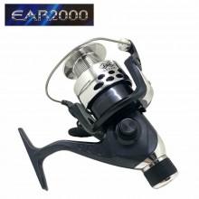 Mulinello da pesca EAR2000 3 cuscinetti sfera frizione mare lago trota bolognese