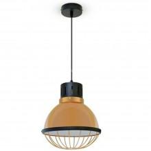 Lampadario sospensione 60W soffitto VT-8522 3709 pendente Rame industriale