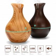 Diffusore aroma umidificatore aria casa Fiore 130ml portatile silenzioso