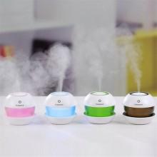 Diffusore aroma umidificatore aria casa Diamante 150ml portatile silenzioso LED