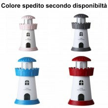 Umidificatore aromaterapia Lighthouse Humidifier casa relax diffusore aroma home