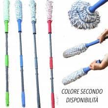 Scopa mocio mop rotante twist strizza facile Sistema lavapavimenti senza secchio