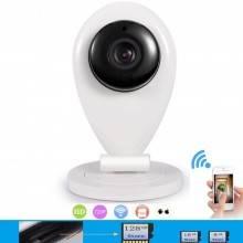 Telecamera HD di sorveglianza wireless wifi con visore notturno rilevatore di movimento e suono bidirezionale
