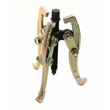 Estrattore manuale tre griffe 150 mm per cuscinetti reversibili a sfera acciaio