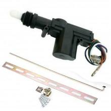 Sistema Chiusura centralizzata kit ricambio serratura portiera auto 12V 5 fili