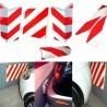 annello adesivo parabordo adesivo protettore segnaletico per auto e moto paraurti salvaporta garage parcheggi box