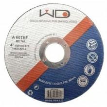 Set 10 dischi da taglio ferro per smerigliatrice angolare flex 115 mm 1 mm