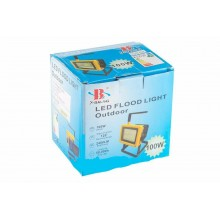 Faretto luci LED batterie IP65 luce ricaricabile lampada 100W esterno 205