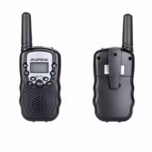 Walkie Talkie ricetrasmittente mini a lungo raggio 3KM funzione VOX radio T3