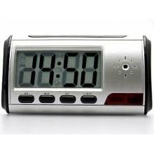 Sveglia orologio con telecamera nascosta spia cam micro camera videocamera audio