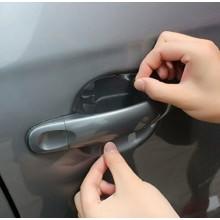 Protezione Antigraffio Luxshield Pellicola Protettiva per la Maniglia della Portiera dellAuto per Trasparente Lucido Pellicola Protettiva per Vernice 500 312 I 2008-2020
