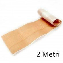 Cerotto medicazione adesivo 6 x 200 cm 2 metri lungo multitaglio medico taglio