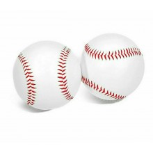 Set 2 Pezzi Palle Palline Baseball Softball Confezione Allenamento Sport partita