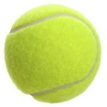Set Palline da Tennis 3 9 21 30 36 pezzi gialle confezione sport racchettoni