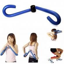 Attrezzo ginnico a molla cosce braccia glutei addominali per allenamento unisex