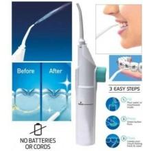 Idropulsore dentale portatile denti pulizia orale irrigatore pulitore bocca